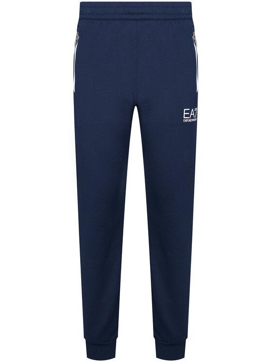 EA7 Emporio Armani EA7 Emporio Armani Spodnie dresowe 3KPP51 PJ05Z 1554 Granatowy Regular Fit