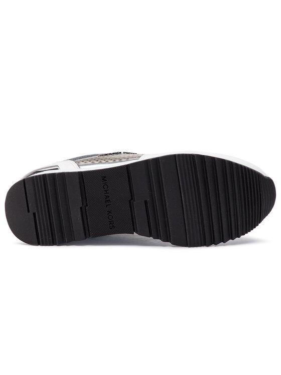 MICHAEL Michael Kors MICHAEL Michael Kors Sneakers 43R9ALFS4L Blanc