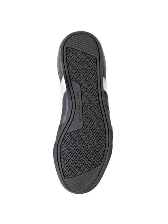 Tommy Hilfiger Tommy Hilfiger Sneakersy Riley 1C FM56818999 Sivá