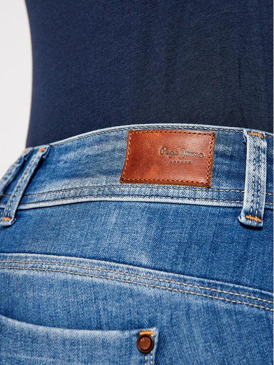 Pepe Jeans Pepe Jeans Jeansy Slim Fit PL200019D452 Modrá Slim Fit