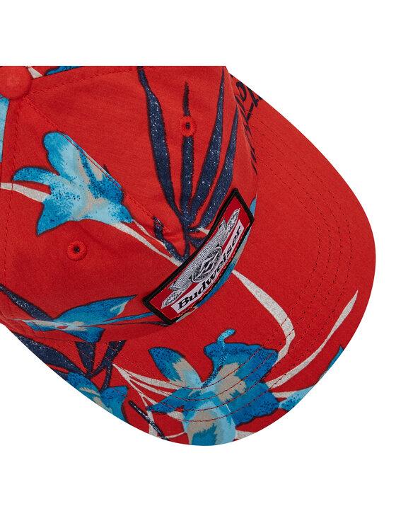 Billabong Billabong Czapka z daszkiem Bud Vacay Snapback Z5CM16BIF1 Czerwony