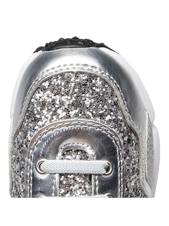 MOSCHINO MOSCHINO Sneakers 26276 S Argent