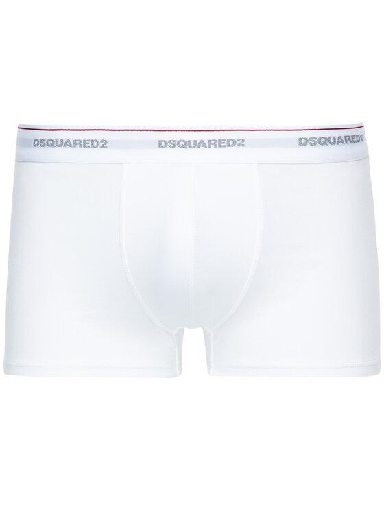 Dsquared2 Underwear Dsquared2 Underwear Комплект 3 чифта боксерки DCXC60040 Бял