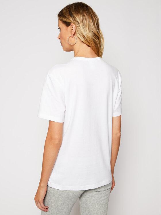 Calvin Klein Underwear Calvin Klein Underwear T-Shirt 000QS6105E Biały Regular Fit