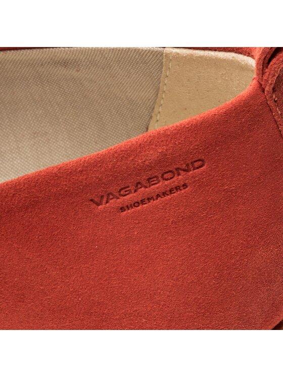 Vagabond Vagabond Półbuty Sandy 4503-040-73 Czerwony