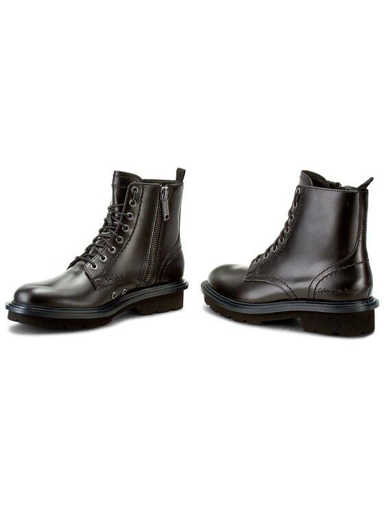 Calvin Klein Jeans Calvin Klein Jeans Μπότες Gunther S0401 Μαύρο