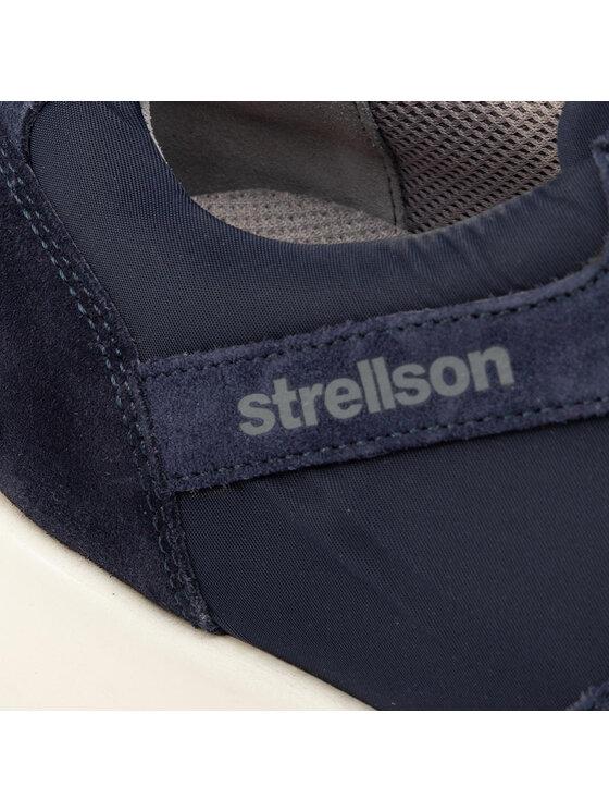 Strellson Strellson Сникърси Trail 4010002633 Тъмносин