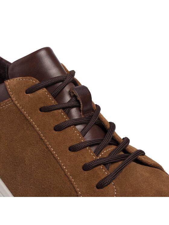 Digel Digel Sneakersy Stephenson 198067 Brązowy