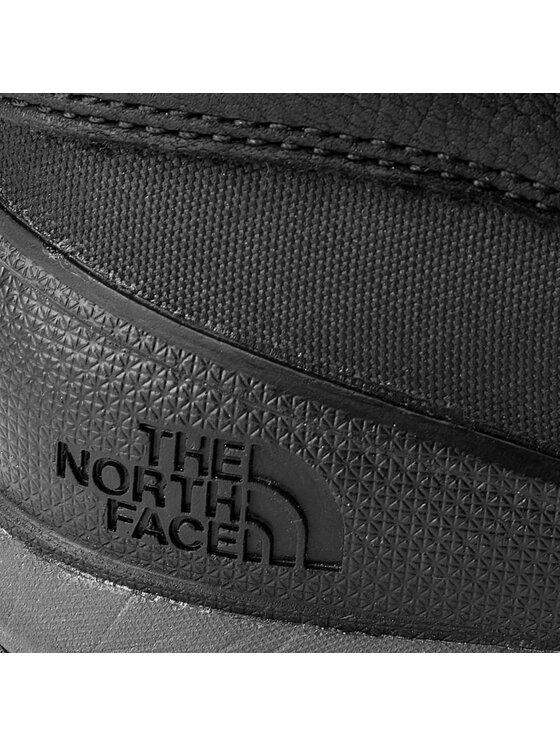 "The North Face The North Face Туристически Edgewood 7"" T93316ZU5 Черен"