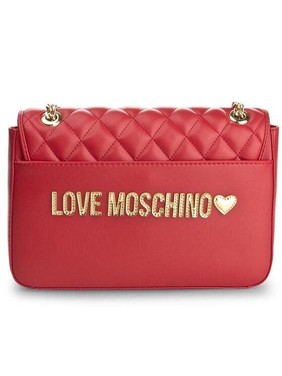 LOVE MOSCHINO LOVE MOSCHINO Borsa JC4008PP15LB0500 Rosso