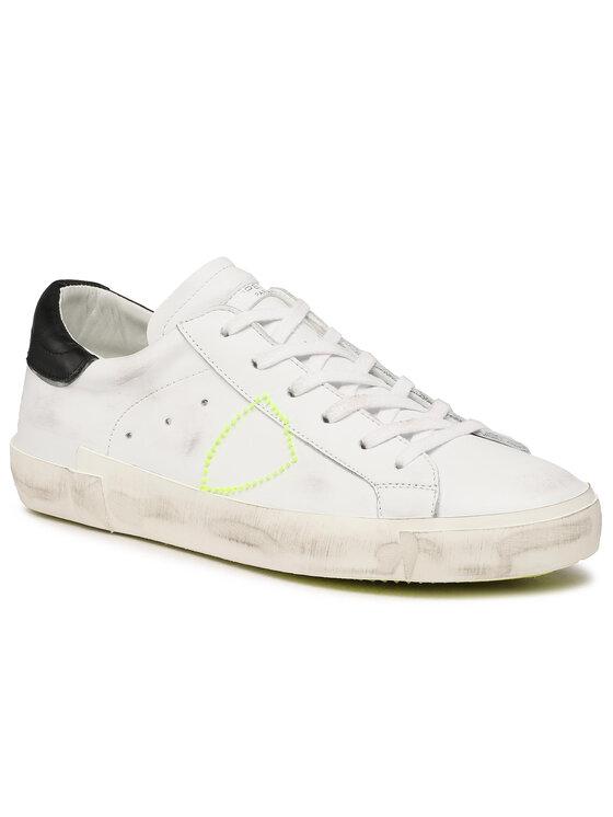 Philippe Model Laisvalaikio batai Prsx PRLU VBF1 Balta