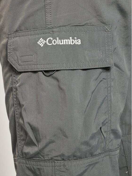 Columbia Columbia Outdoorové kalhoty Silver Ringe II Cargo XO0661 Šedá Regular Fit