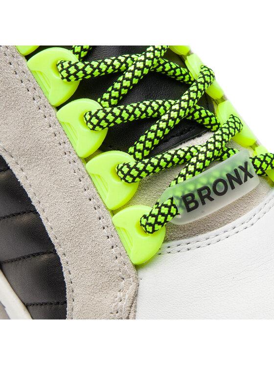Bronx Bronx Αθλητικά 66266A-AC BX 1586 Λευκό