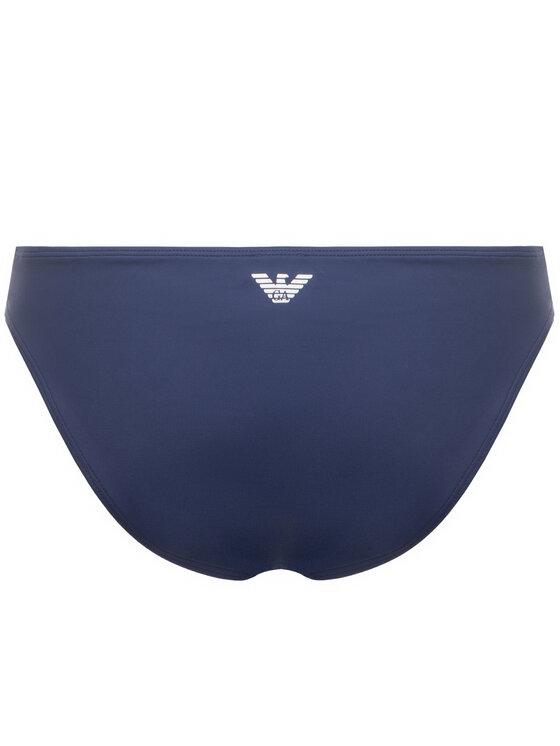Emporio Armani Emporio Armani Bikini 262619 0P313 15434 Niebieski