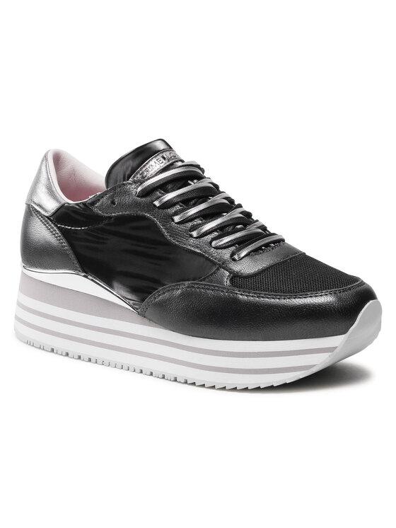 Crime London Laisvalaikio batai Stripe Runner 2.0 25761PP3.20 Juoda