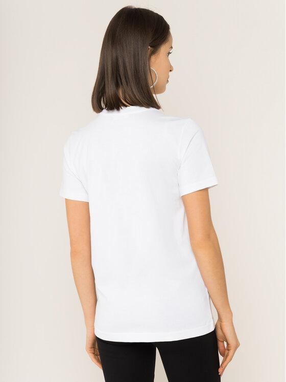 Diesel Diesel T-Shirt T-Sily-Zf 00SYVT 0091A Λευκό Regular Fit