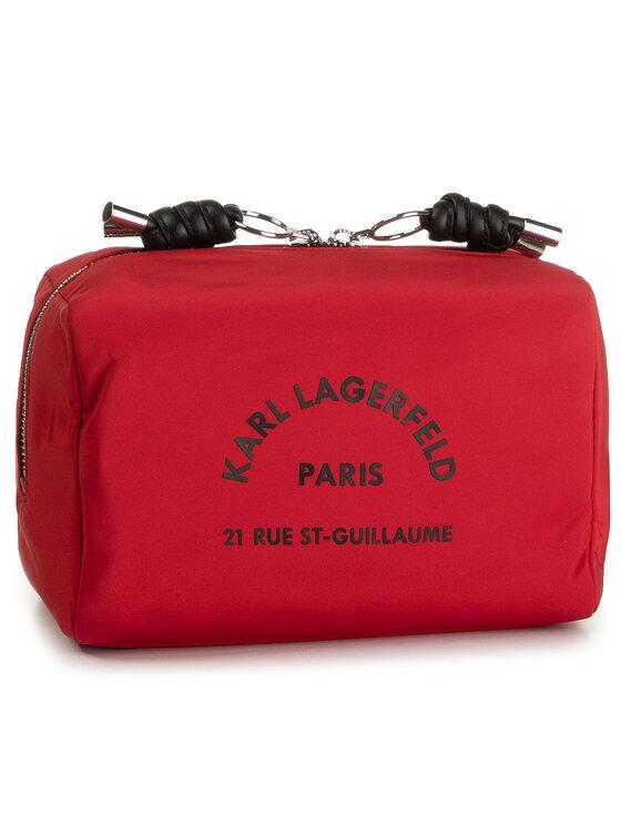 KARL LAGERFELD KARL LAGERFELD Kosmetyczka 96KW3218 Czerwony