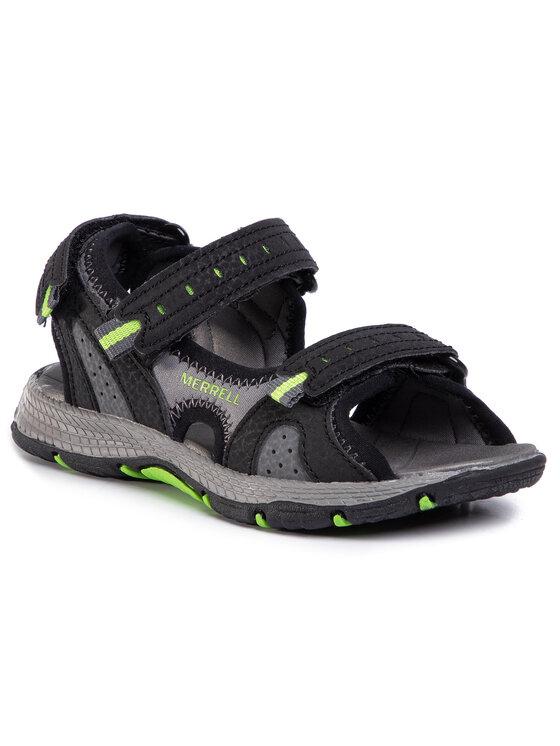 Merrell Basutės Panther Sandal 2.0 MK262954 Juoda