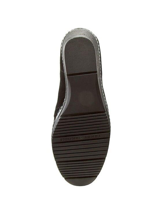 Tommy Hilfiger Tommy Hilfiger Členková obuv Imara 7B FW56821520 Čierna