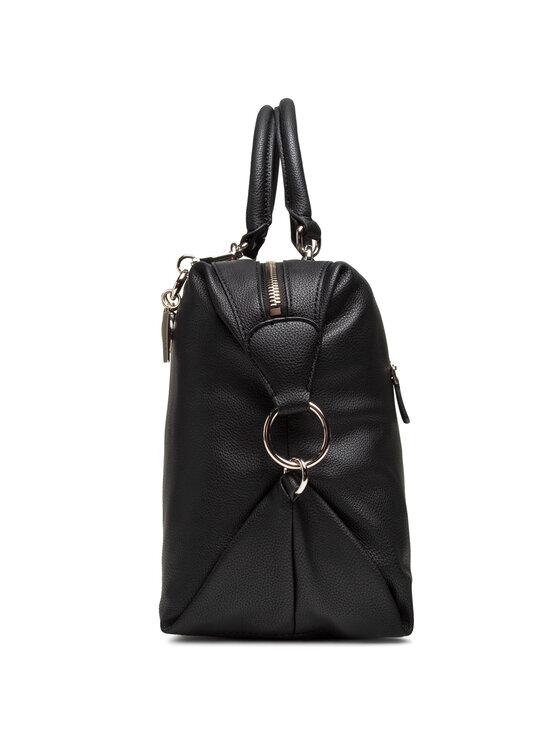 Guess Guess Дамска чанта Destiny (VB) HWVB78 78070 BLA Черен