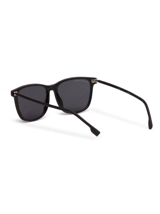 Boss Boss Okulary przeciwsłoneczne 1009/S Czarny