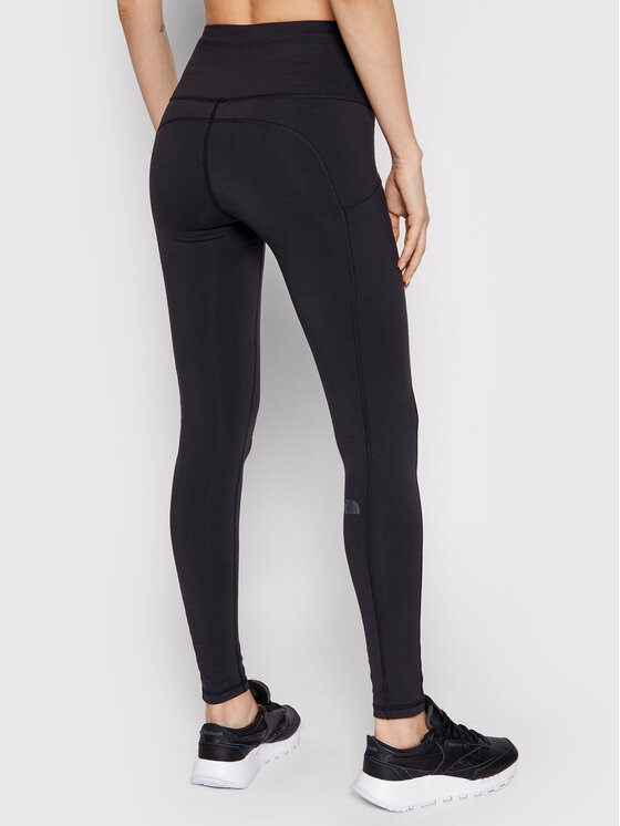 The North Face The North Face Legginsy Motivation NF0A3P85 Czarny Slim Fit