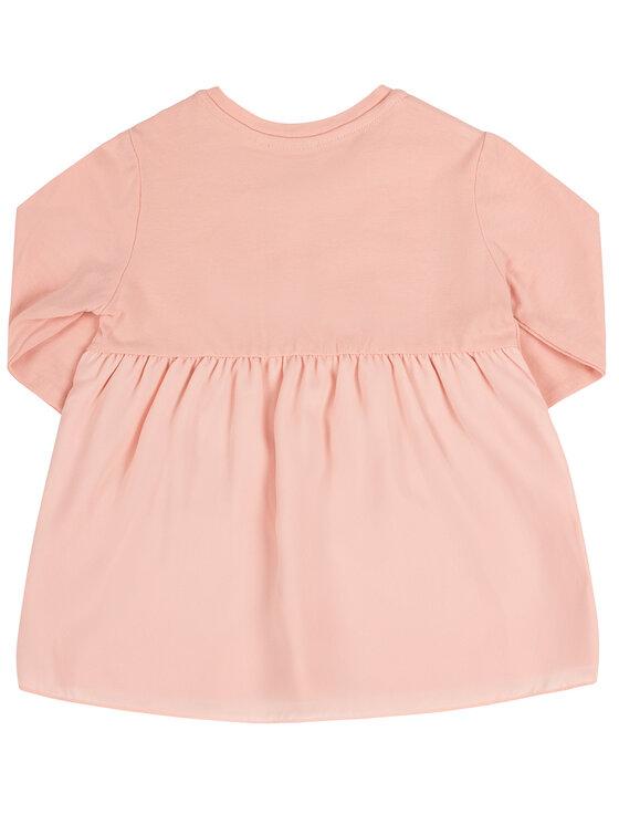 Primigi Primigi Μπλουζάκι Mountain Glam 44211621 Ροζ Regular Fit