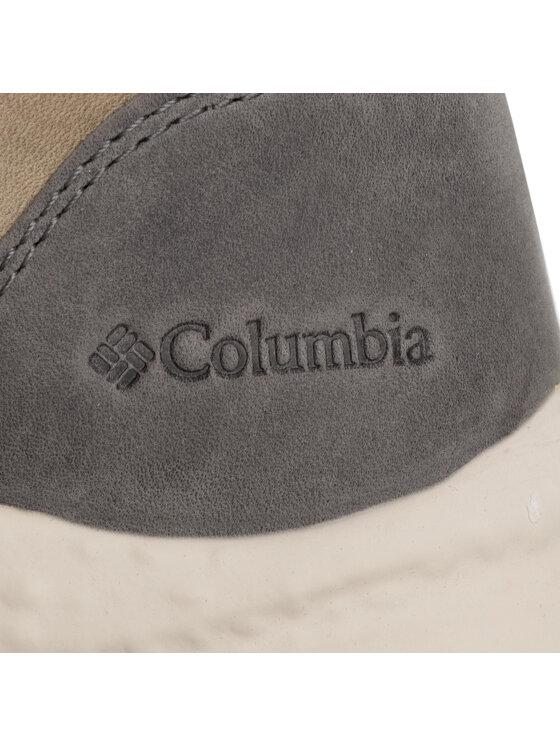 Columbia Columbia Trekkingi Sh/Ft Wp Hiker BL0818 Zielony