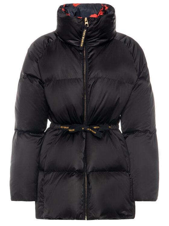 Tory Burch Tory Burch Daunenjacke Puffer 60288 Schwarz Regular Fit