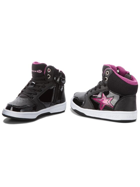 Geox Geox Sneakersy J Maltin G. A J8400A 00254 C0922 M Czarny