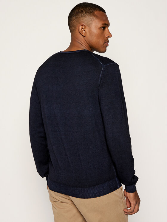 Digel Digel Sweater 1298001 Sötétkék Regular Fit
