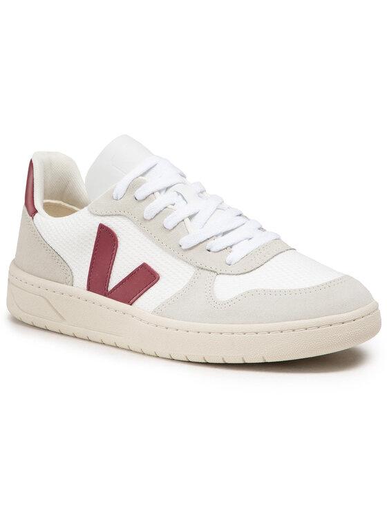 Veja Laisvalaikio batai V-10 B-Mesh VX011314B Balta