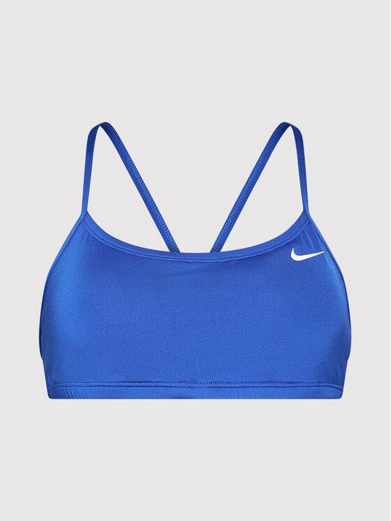 Nike Nike Strój kąpielowy Essential NESSA211 Niebieski
