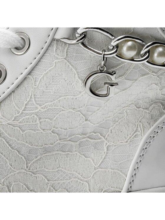 Guess Guess Laisvalaikio batai Bradie2 FLBD21 LAC12 Balta