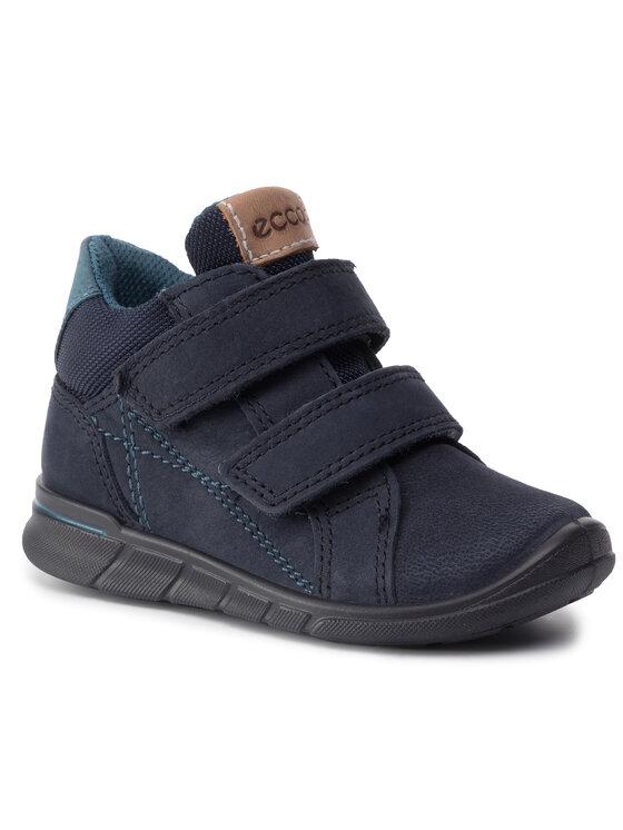 ECCO Auliniai batai Ecco First 75411101303 Tamsiai mėlyna