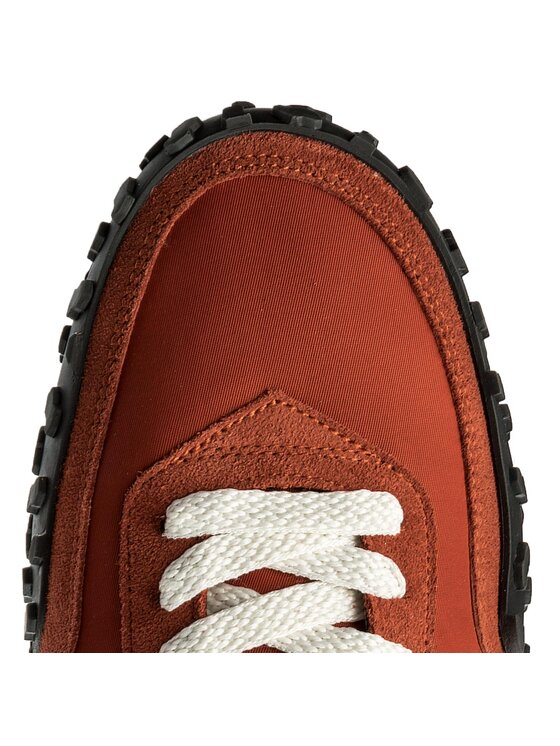 Kenzo Kenzo Sneakersy F005SN122F56 Czerwony