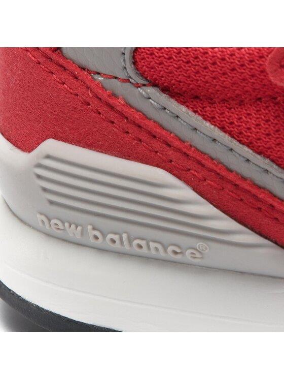 New Balance New Balance Сникърси YV996CRD Червен