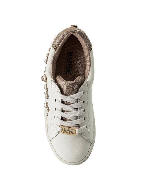 MICHAEL Michael Kors MICHAEL Michael Kors Sneakers Zia Maven Wink B288244 Bianco