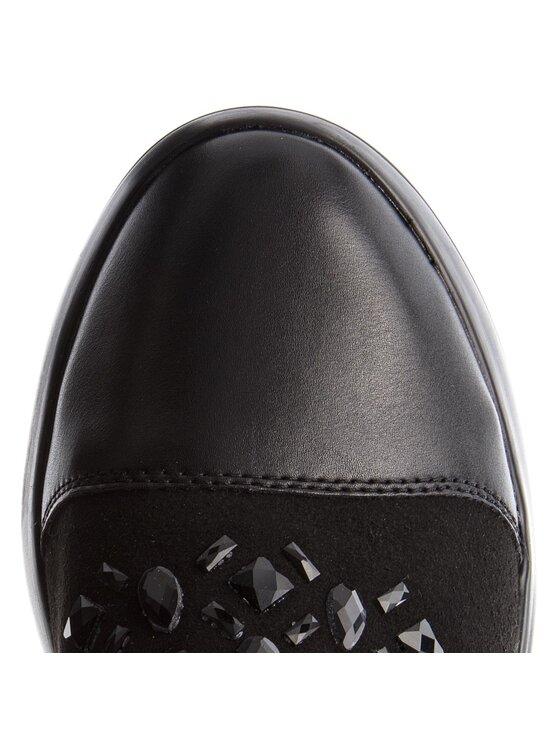 Geox Geox Laisvalaikio batai D Theragon A D848SA 054AU C9999 Juoda