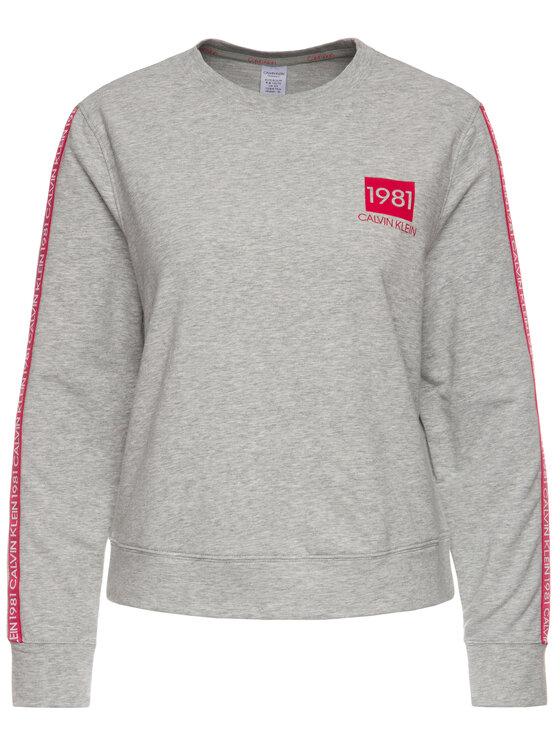 Calvin Klein Underwear Calvin Klein Underwear Džemperis 000QS6320E Pilka Regular Fit