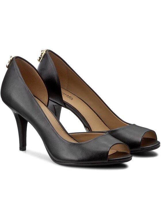 MICHAEL Michael Kors MICHAEL Michael Kors Chaussures basses Hamilton Open Toe Flex 40S6HAMP2L Noir