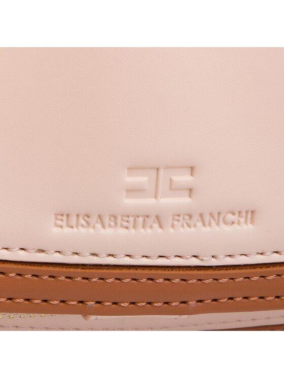 Elisabetta Franchi Elisabetta Franchi Torebka BS-17A-91E2-V210 Beżowy