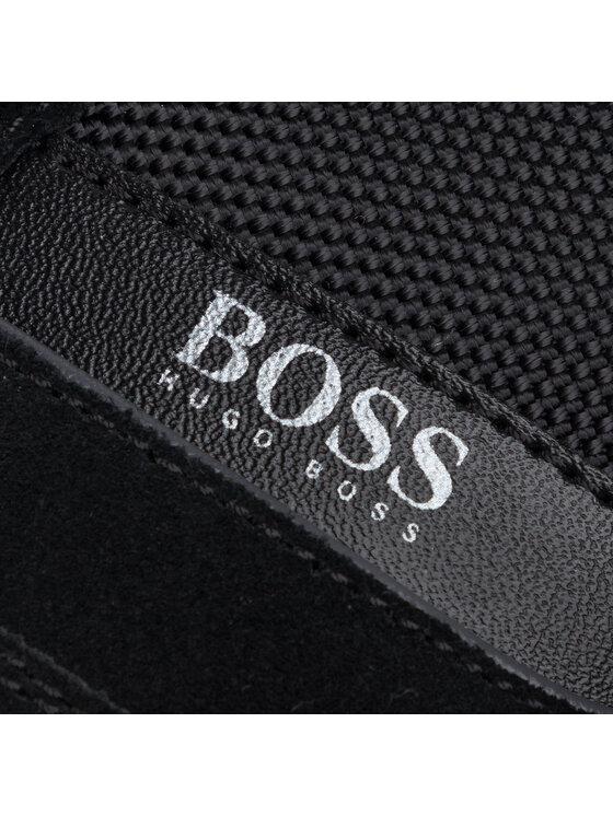 Boss Boss Сникърси Glaze 50407903 10214592 01 Черен