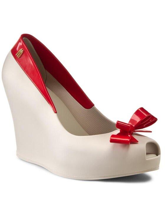 Melissa Melissa Обувки Melissa Queen Wedge Ad 31624 Бежов