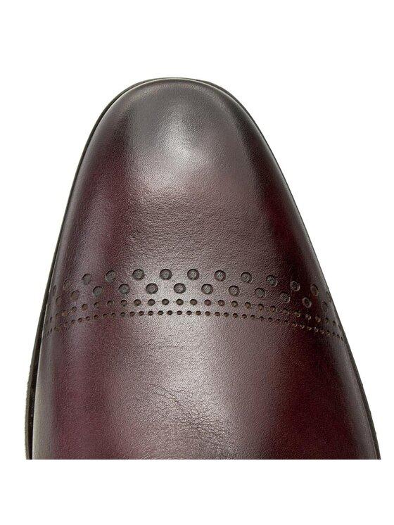 Tommy Hilfiger Tommy Hilfiger Κλειστά παπούτσια Dierdrik 6A FM56821921 Μπορντό