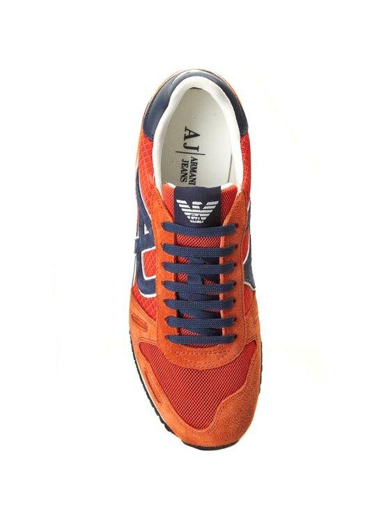 Armani Jeans Armani Jeans Sportcipő A6506 13 U9 Narancssárga
