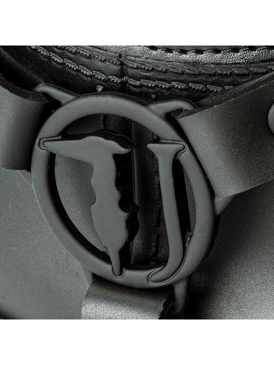Trussardi Trussardi Jeans Oficerki 79A00095 Czarny