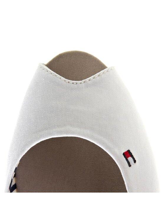 TOMMY HILFIGER TOMMY HILFIGER Σανδάλια Amy 22C FW56818852 Λευκό