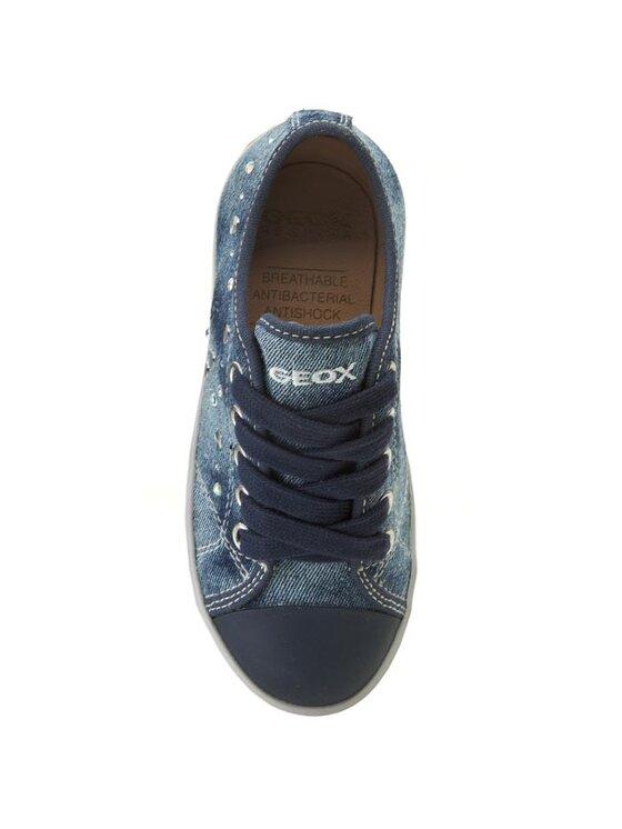 Geox Geox Poltopánky J Ciak G. K J5204K 00013 C4001 Modrá