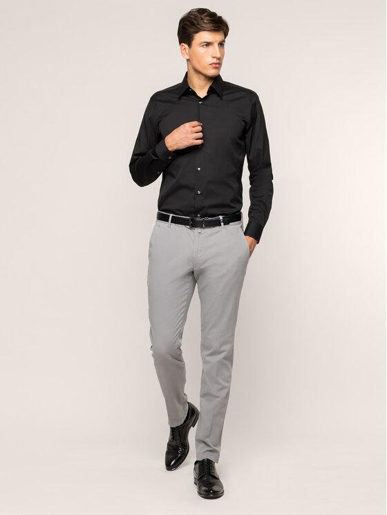 Joop! Joop! Marškiniai 30011827 Juoda Slim Fit